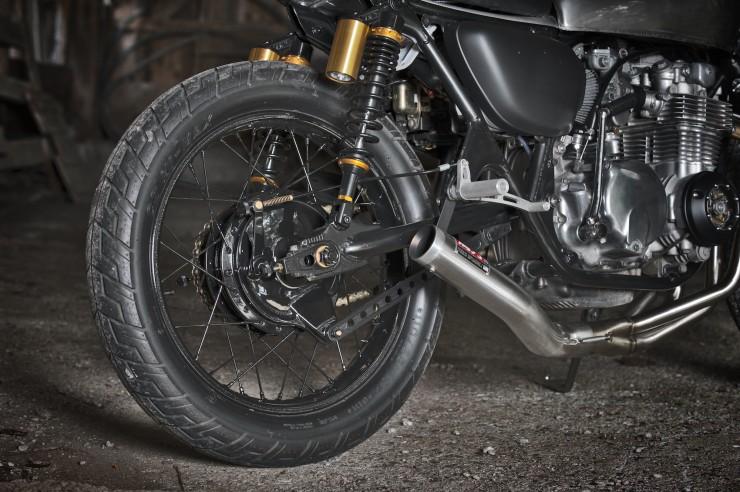 Honda CB550 6