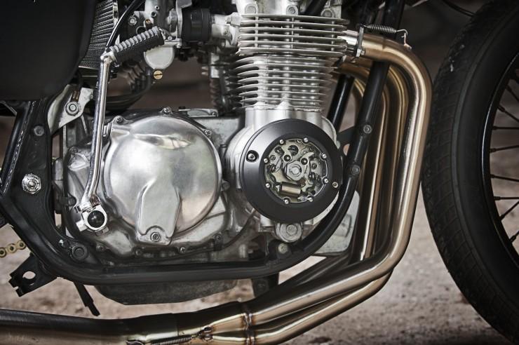 Honda CB550 Engine