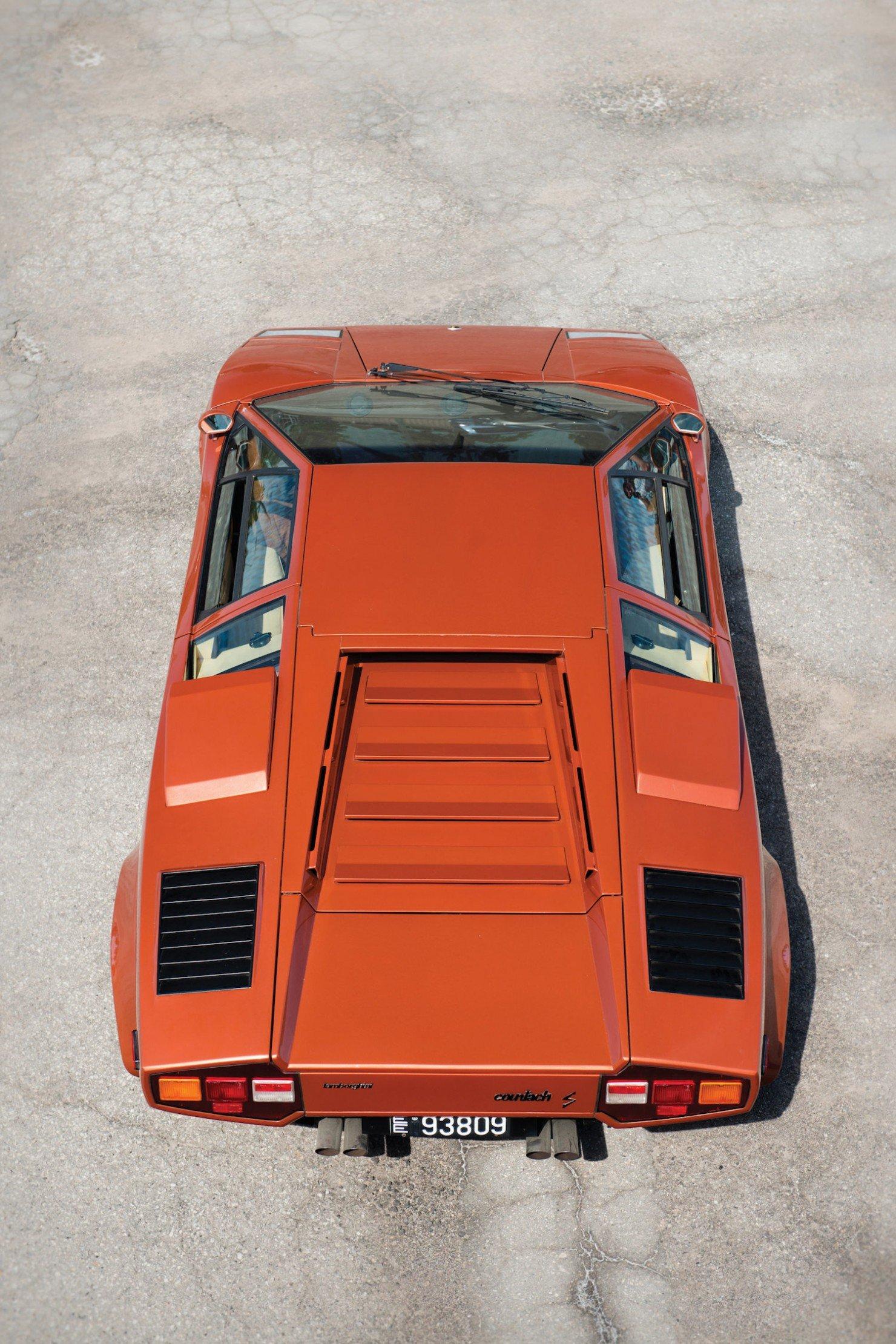 1977 Lamborghini Countach Lp400s Related Infomation