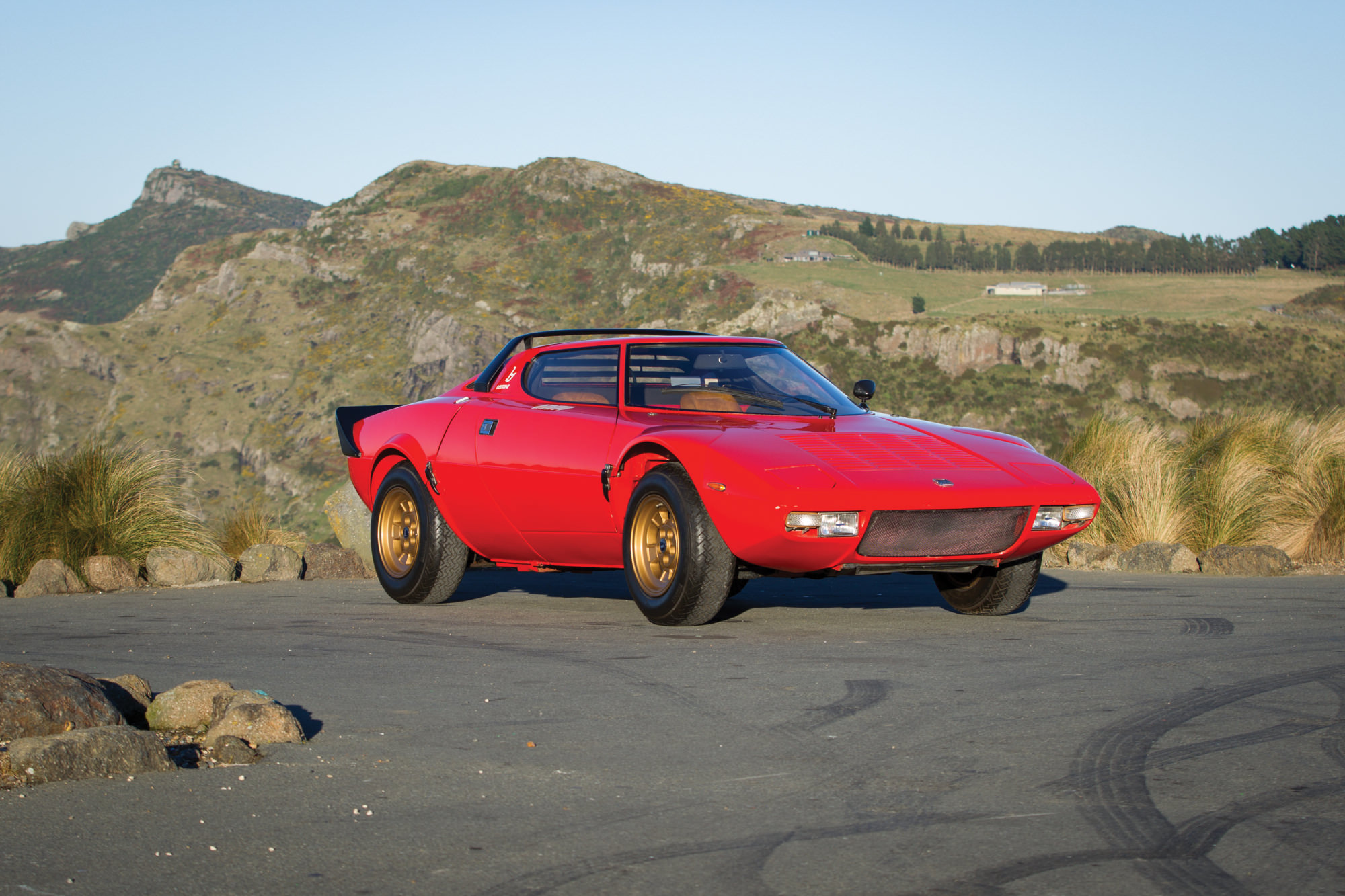 Local Car Auctions >> Lancia Stratos HF Stradale by Bertone