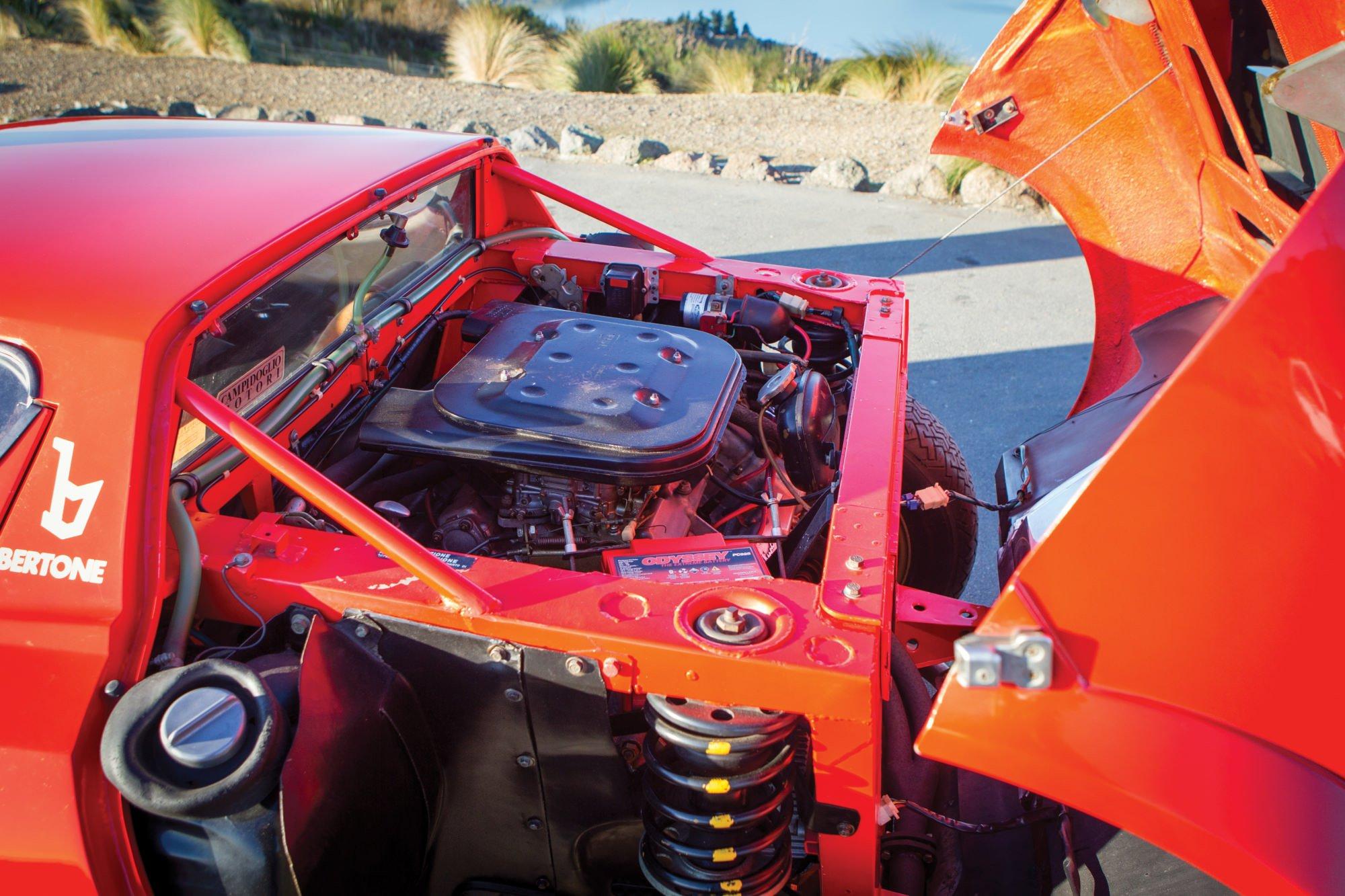 Lancia Stratos Hf Stradale By Bertone
