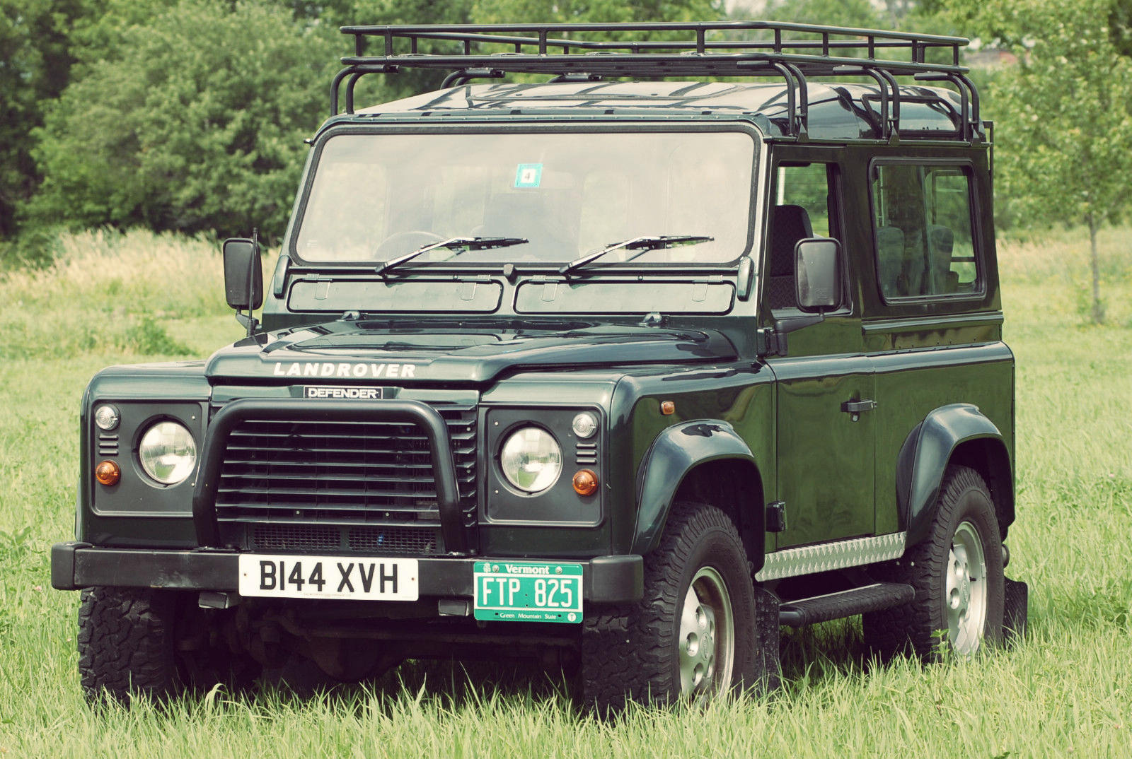 1985 Land Rover Defender 90 TDi