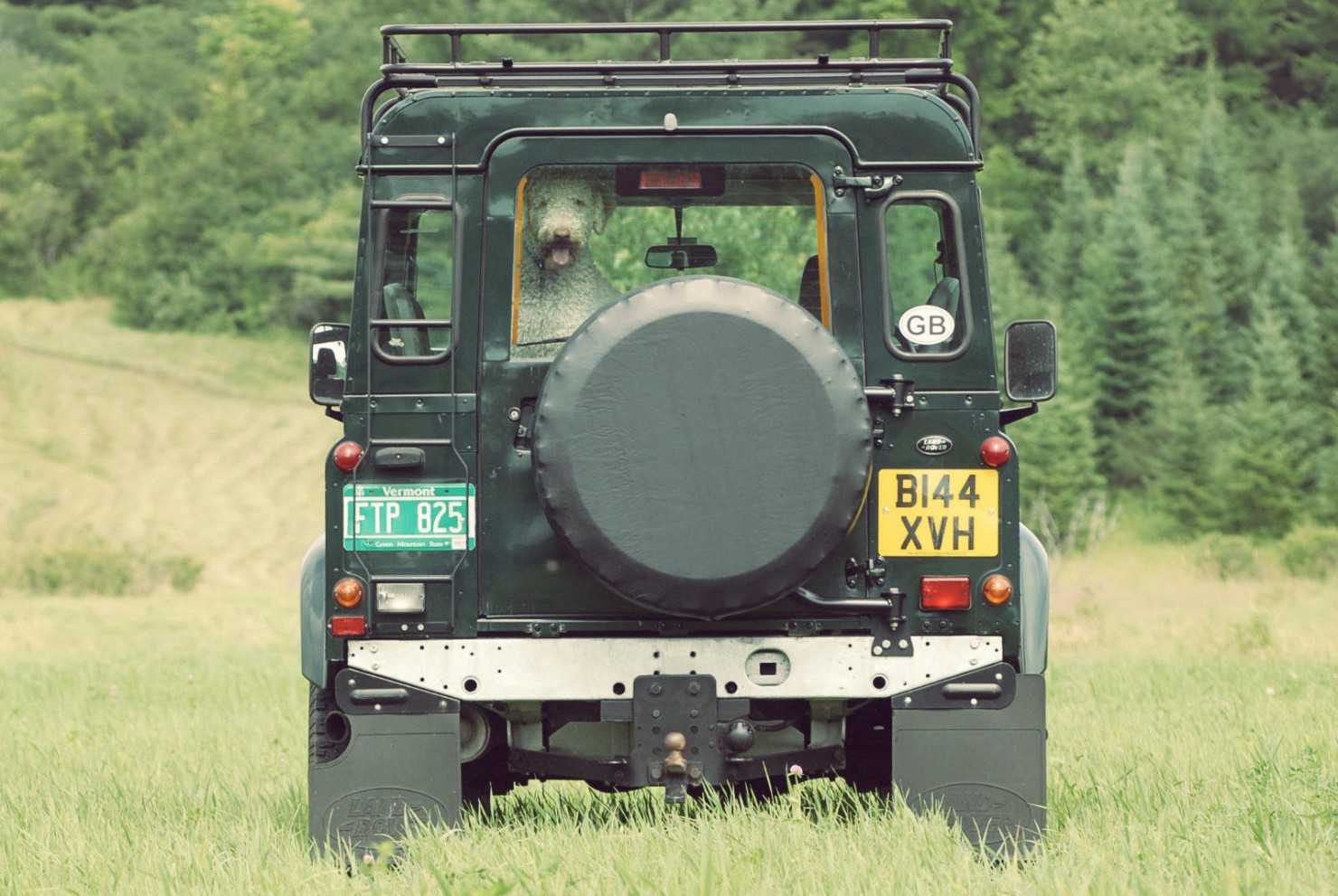 Land Rover Defender 90 2