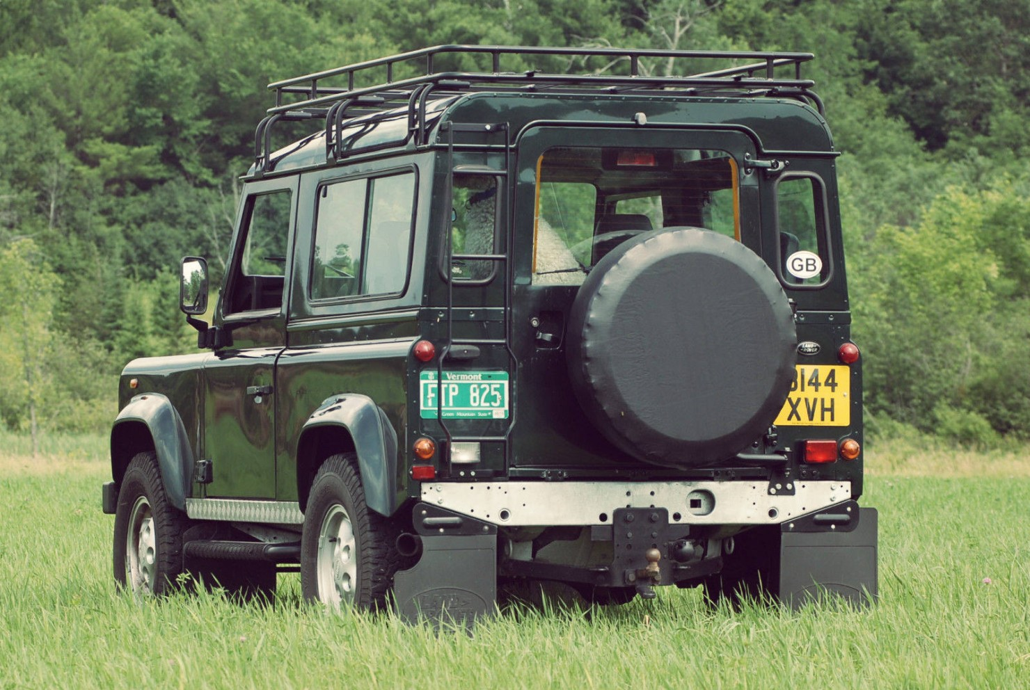 Land Rover Defender 90 3