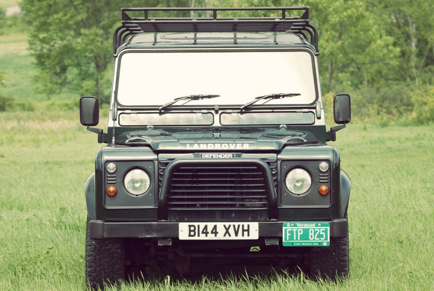 Land Rover Defender 90 7