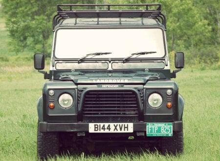 Land Rover Defender 90 7