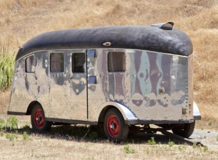 Lindbergh Travel Trailer