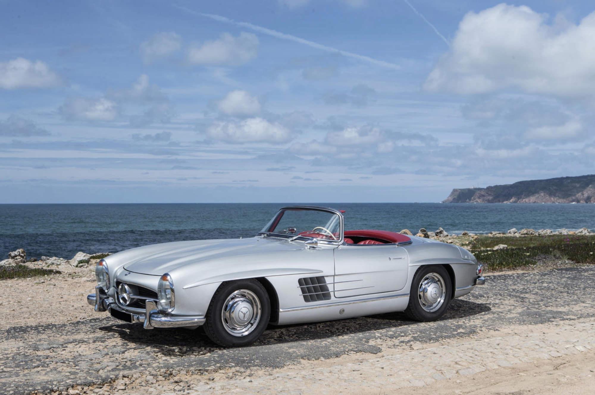 Mercedes benz 300sl roadster for Mercedes benz sl 300