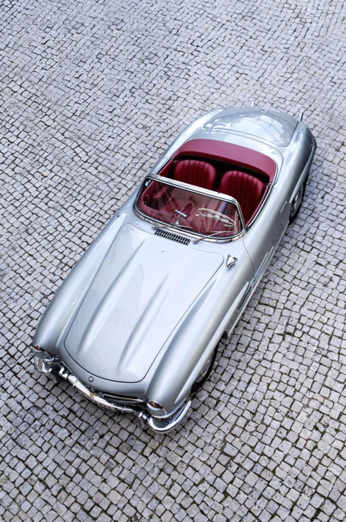 Mercedes Benz 300sl Roadster