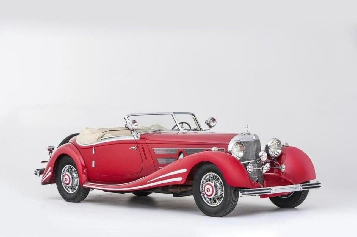 Mercedes Benz 500K 540K 1 1200x797 - 1934 Mercedes-Benz 500K/540K Spezial Roadster