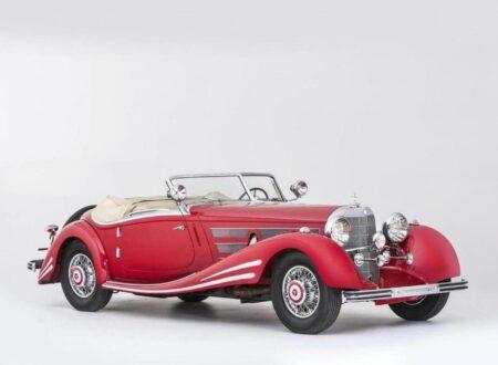 Mercedes Benz 500K 540K 1 450x330 - 1934 Mercedes-Benz 500K/540K Spezial Roadster
