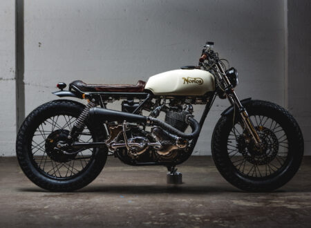 Norton Commando Tracker 450x330 - Norton Commando Tracker by Federal Moto