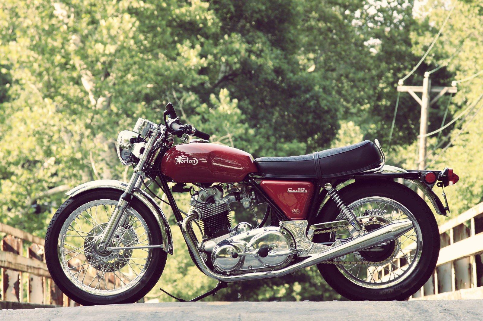 Cheap Used Cars >> 1975 Norton Commando - Silodrome