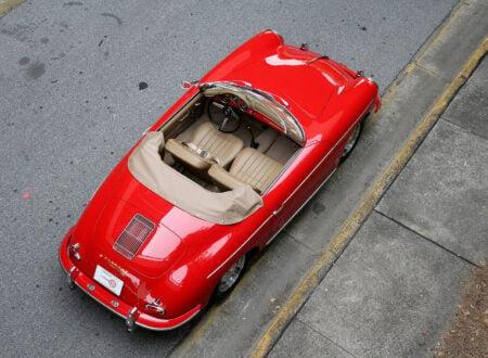 Porsche 356 Roadster Top 450x330 - 1960 Porsche 356 Roadster