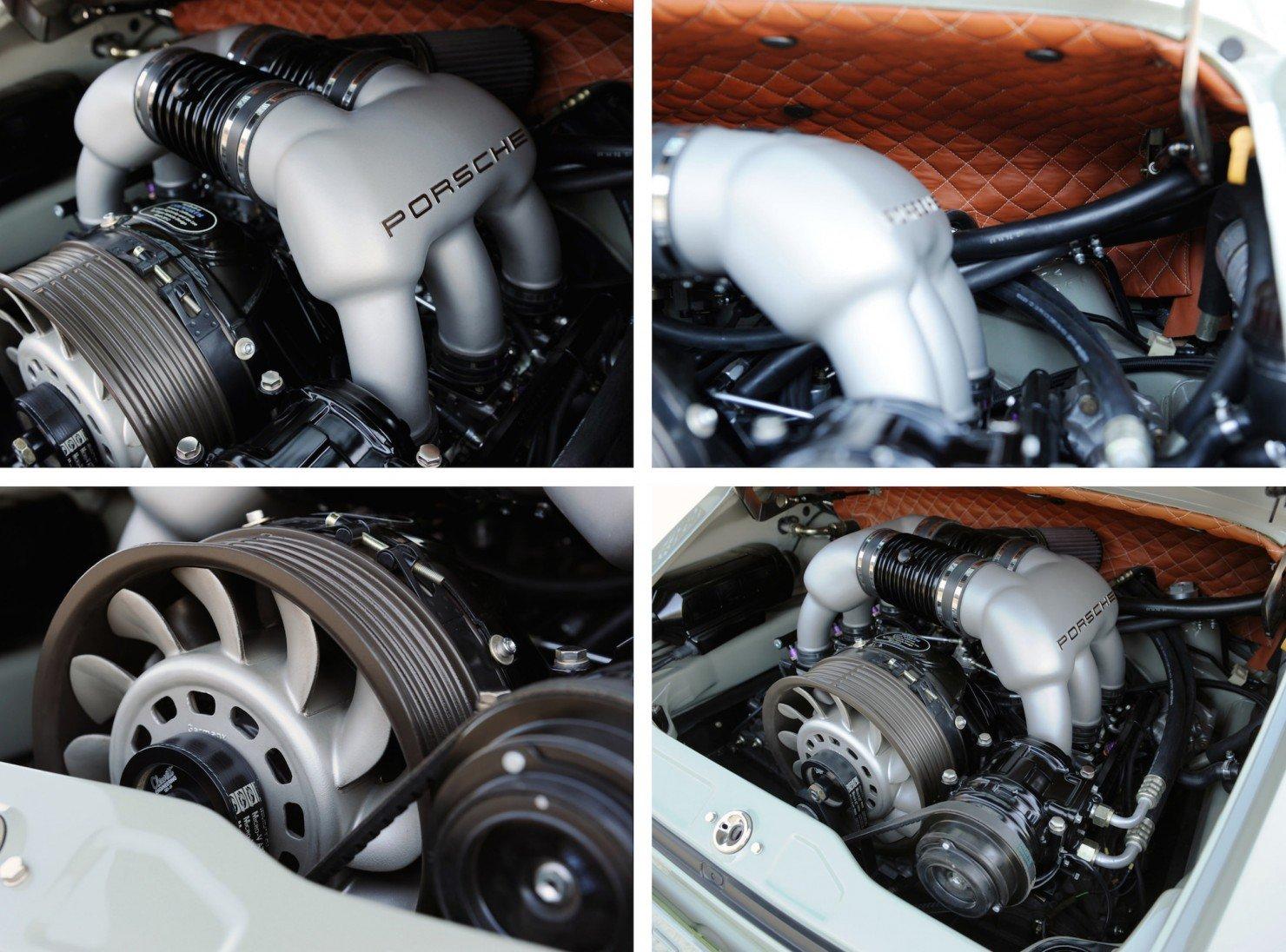 Singer_Porsche_911_Engine