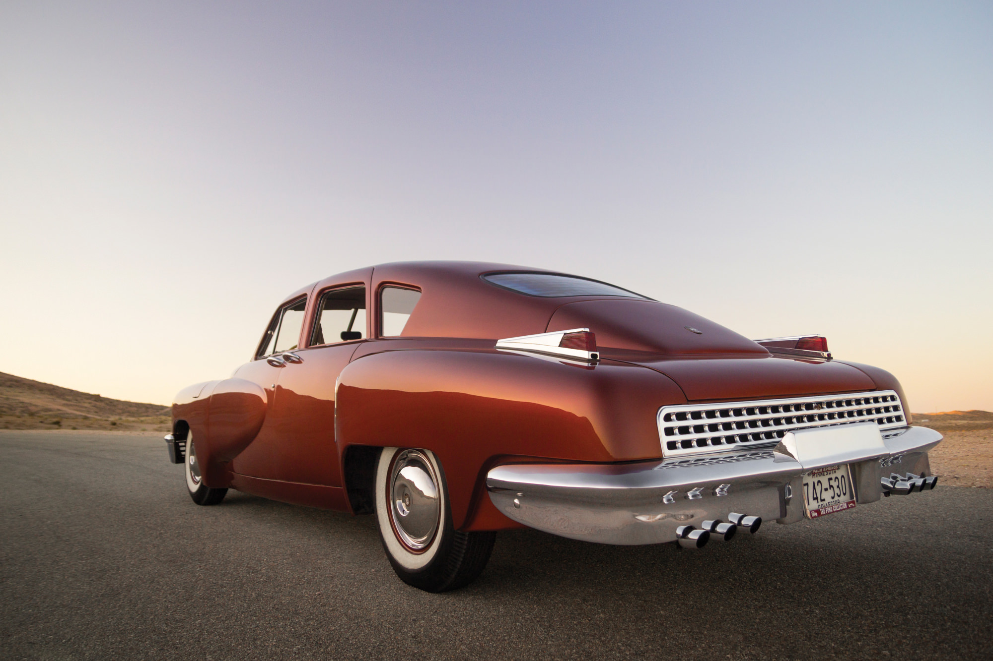 Tucker 48 for American classic usa