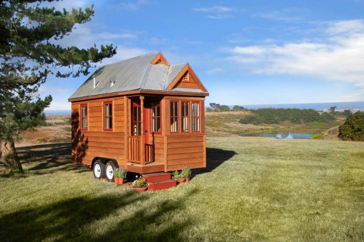 Tumbleweed Tiny House Company Front