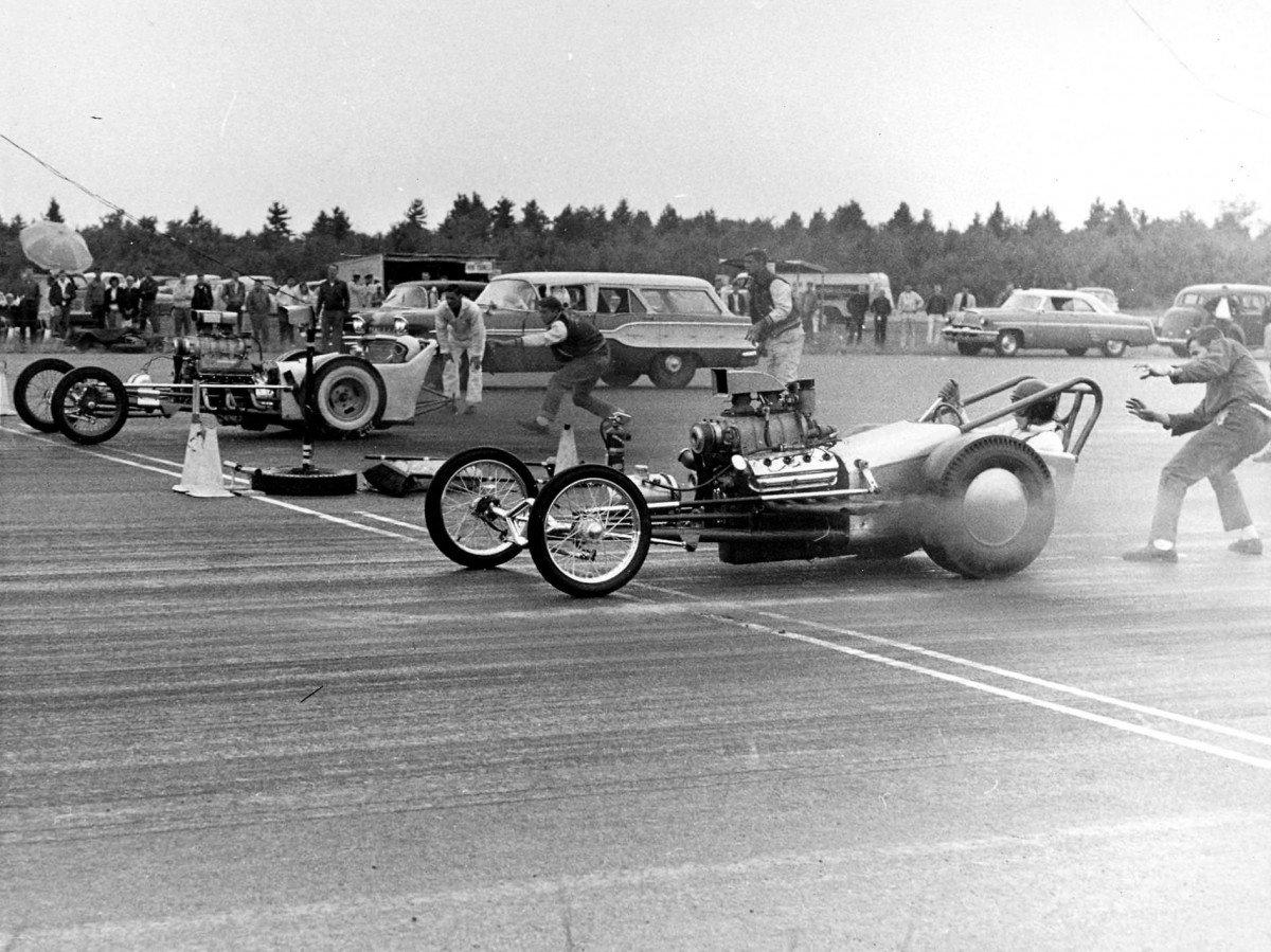 vintage drag racing t
