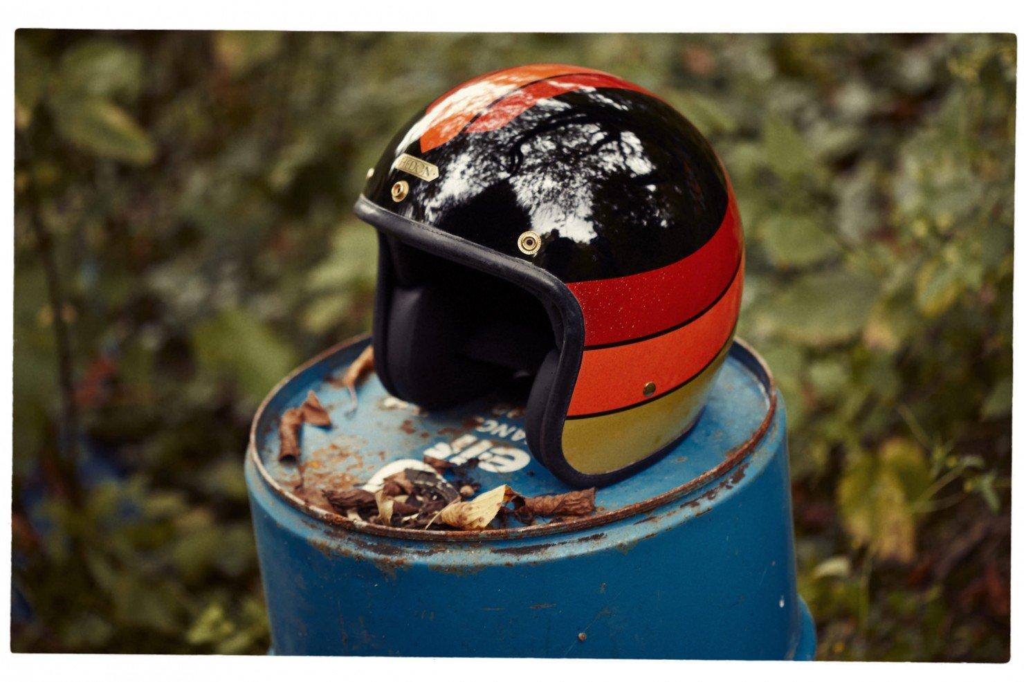 3:4 Face Helmet