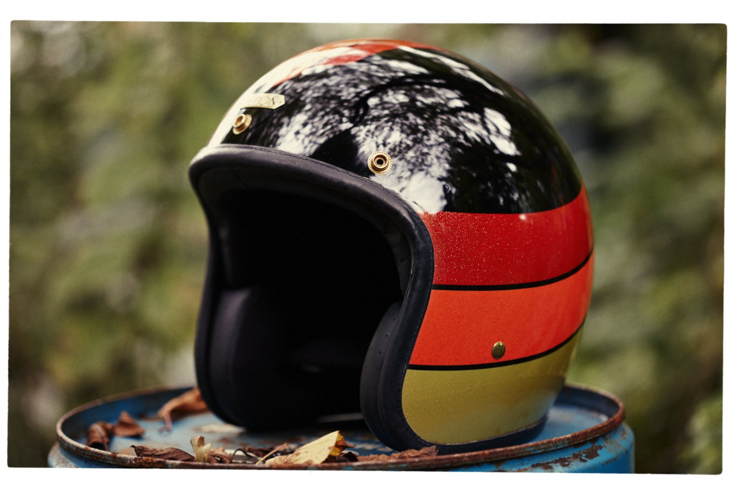 3:4 Face Motorcycle Helmet