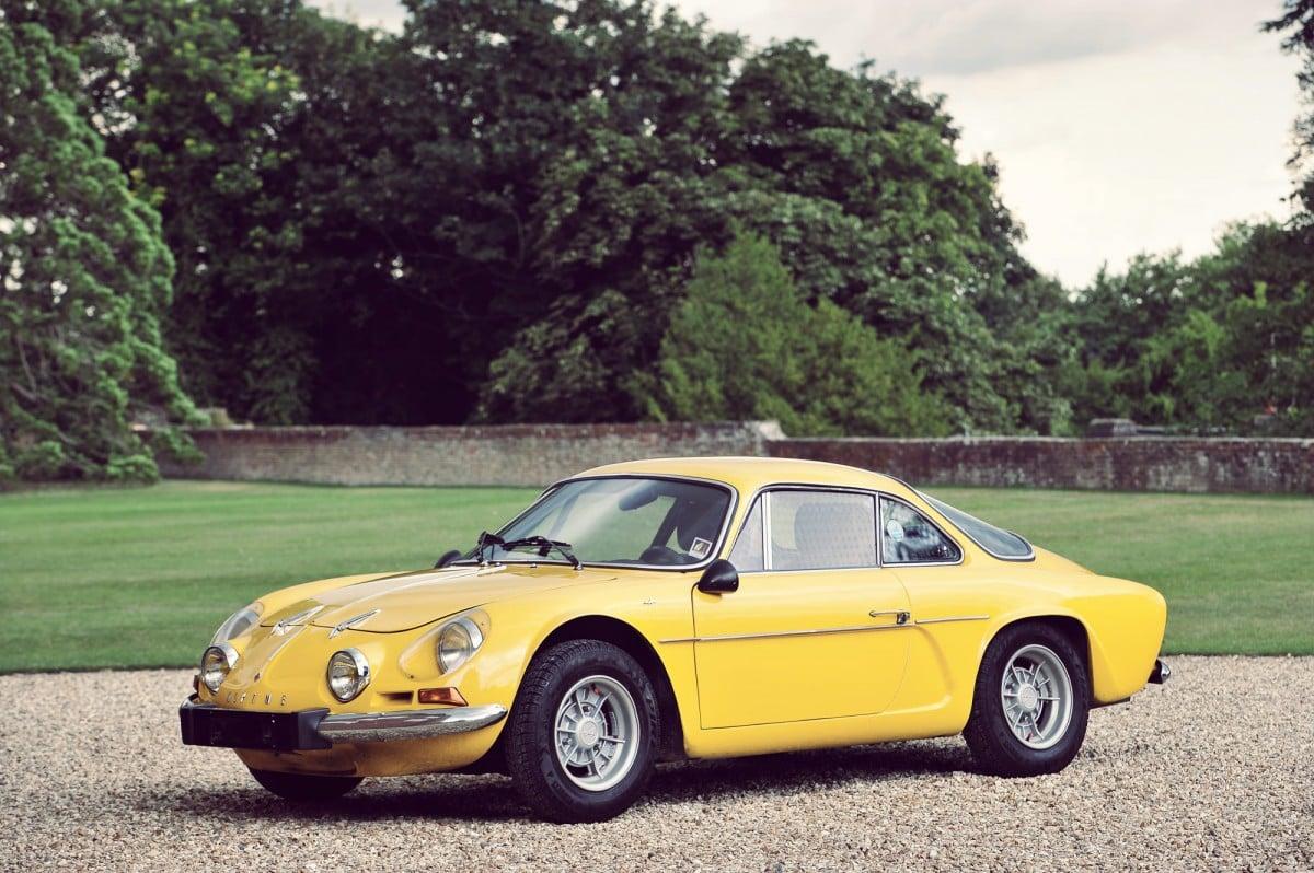 Alpine-Renault A110 - ...