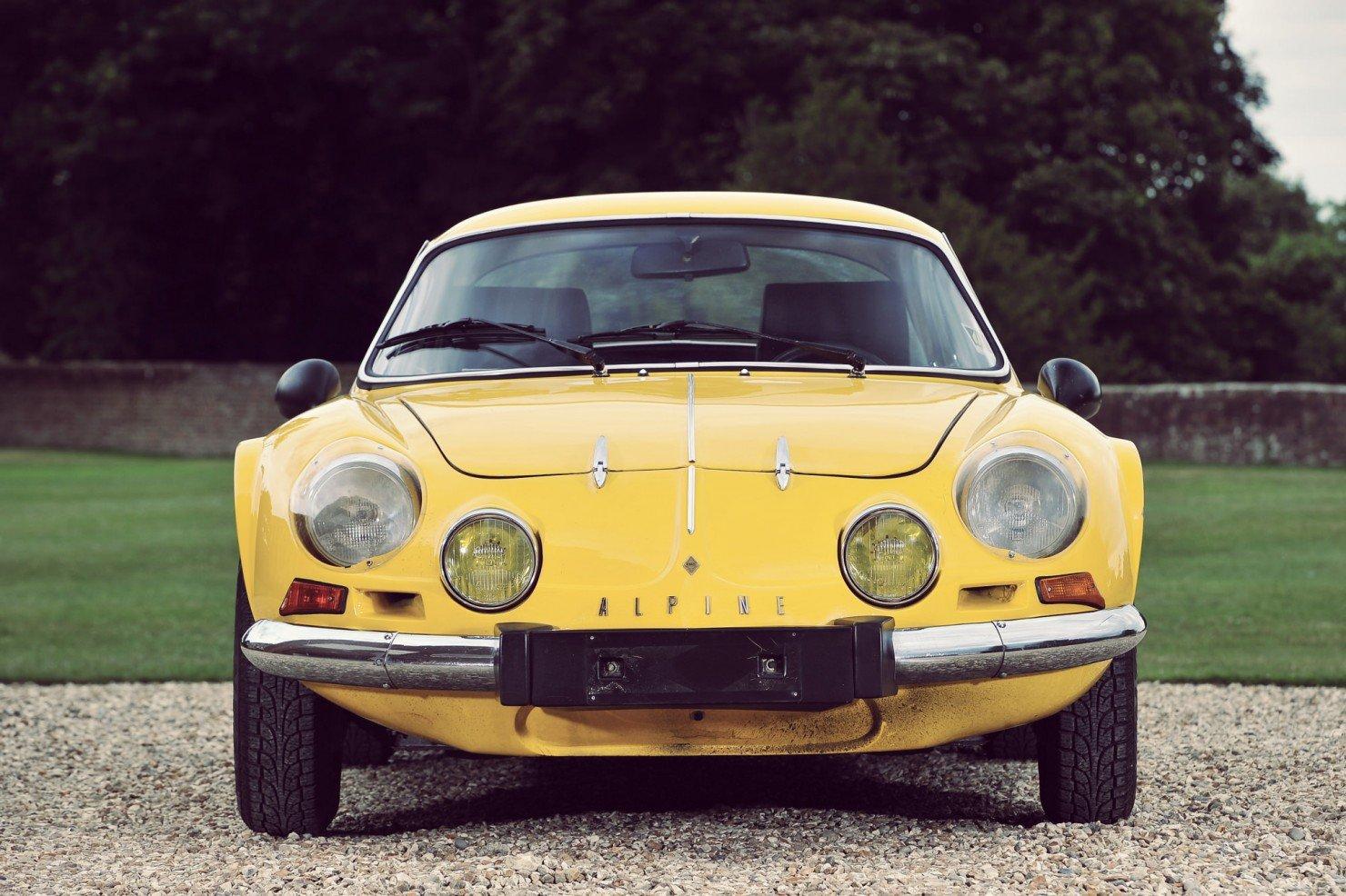 Alpine A110 Car 10 1480x986 Alpine Renault A110