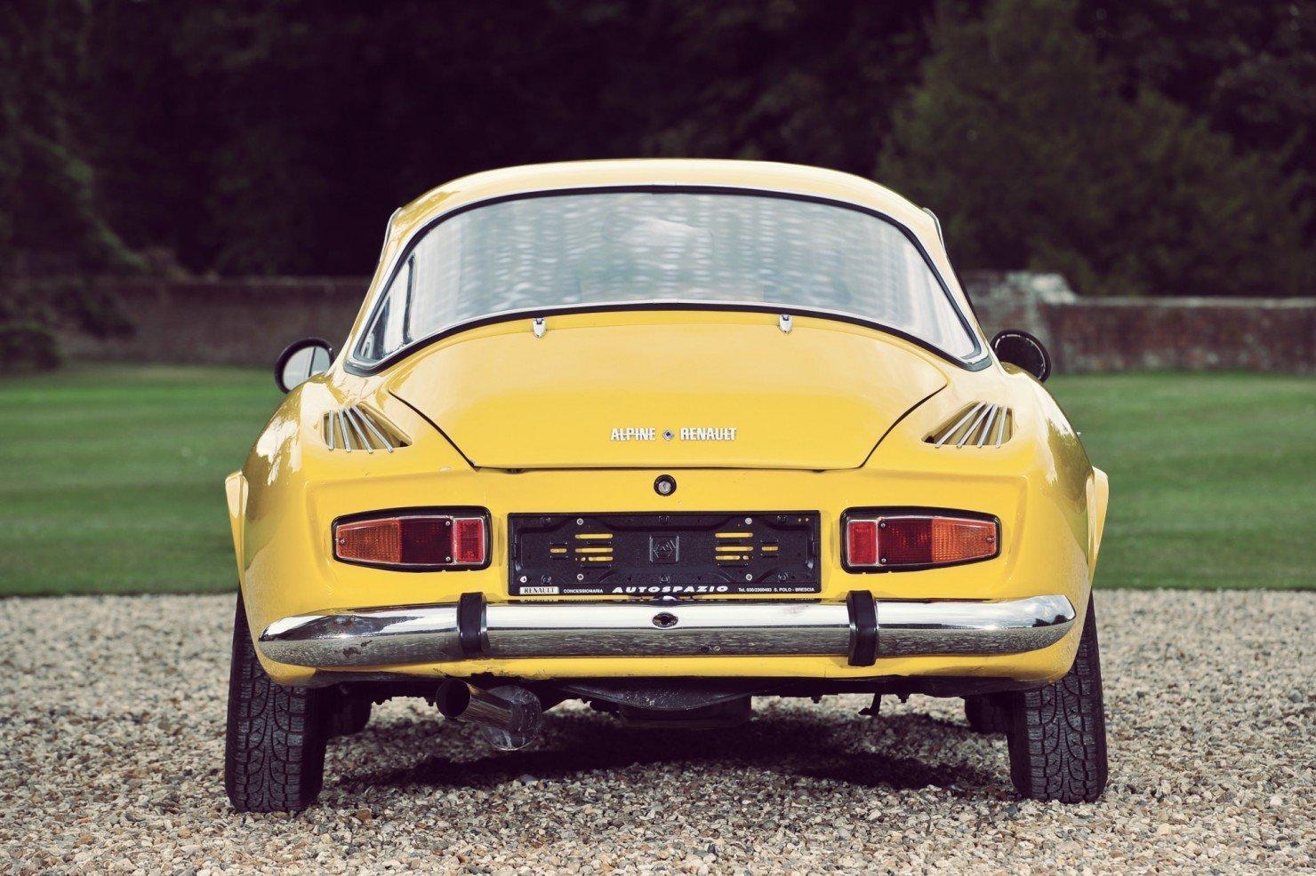 Alpine A110 Car 11 1480x986 Alpine Renault A110