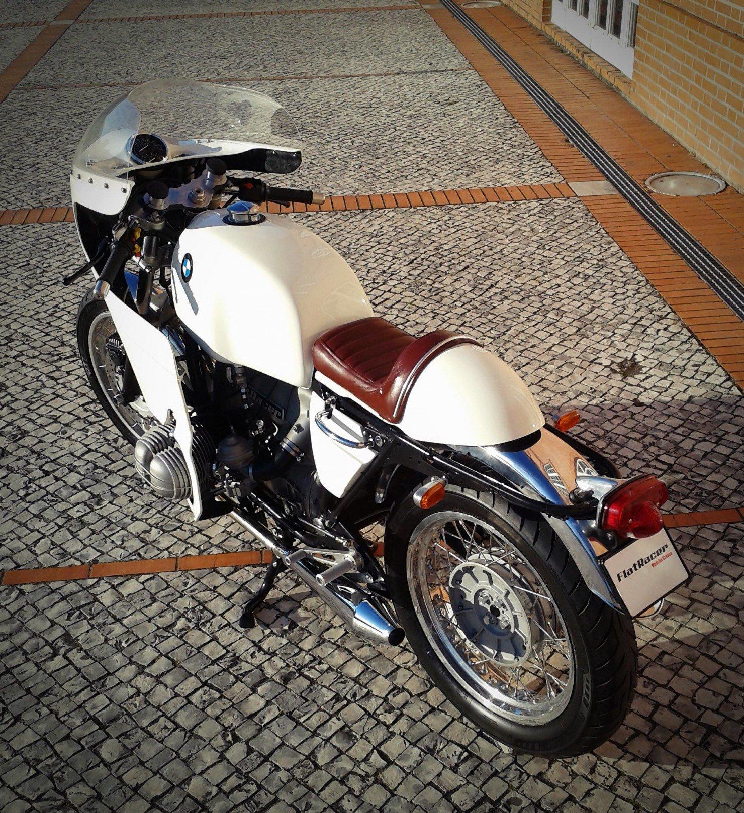 BMW Monolever 5
