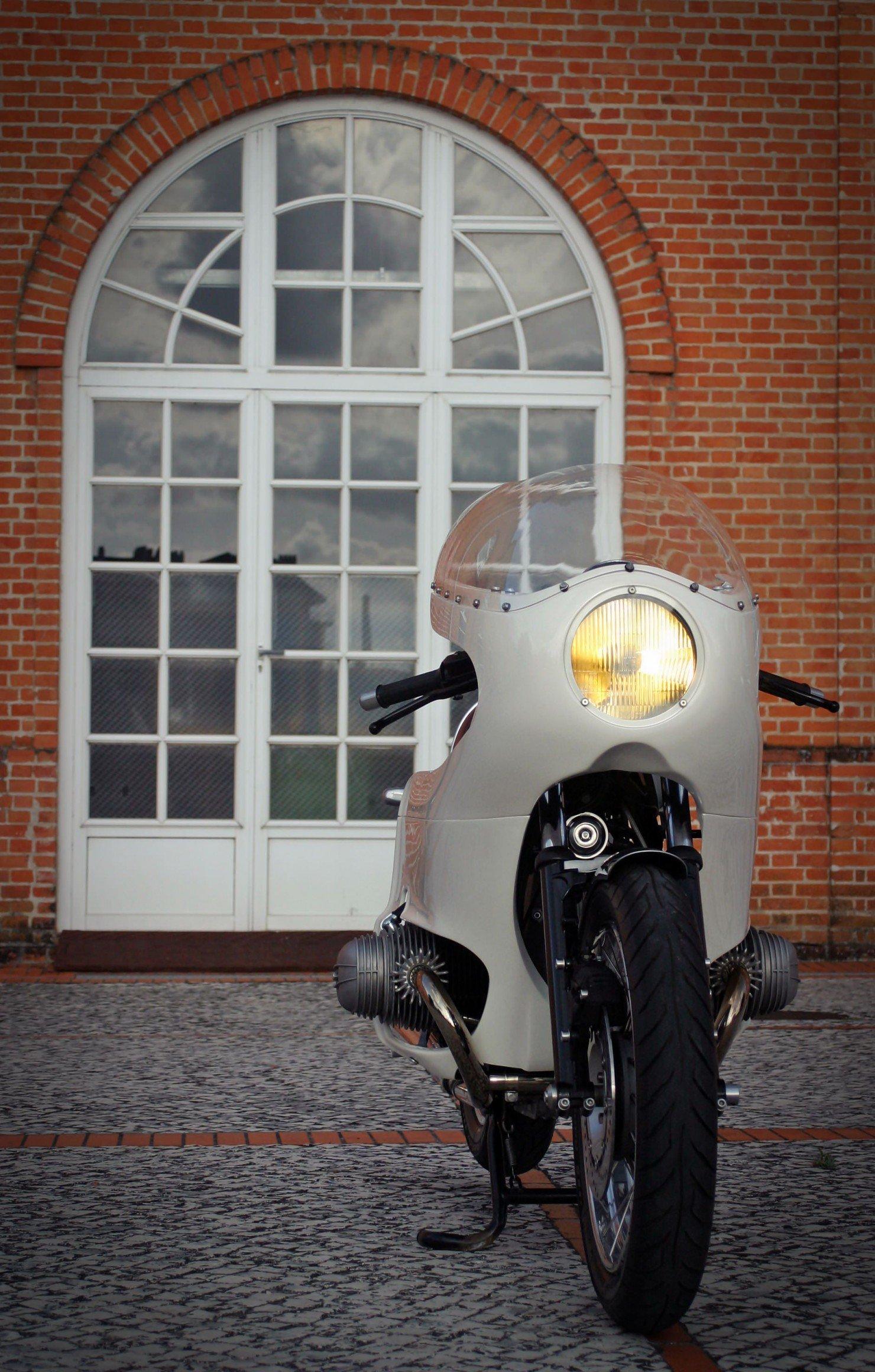 BMW Monolever 7