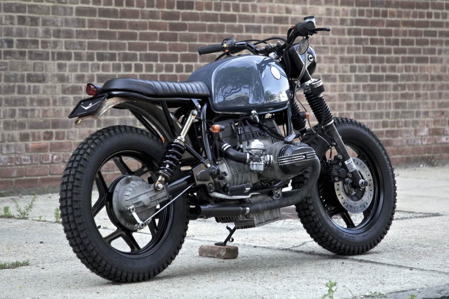 BMW R80RT Scrambler 1