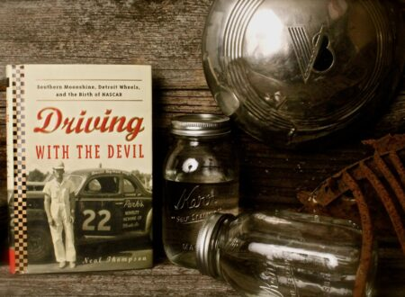 Driving with the Devil Southern Moonshine Detroit Wheels and the Birth of NASCAR 450x330 - Driving with the Devil