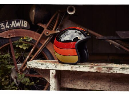 Helmet 450x330 - The HEDON x 4H10 1971 Kevlar® Helmet
