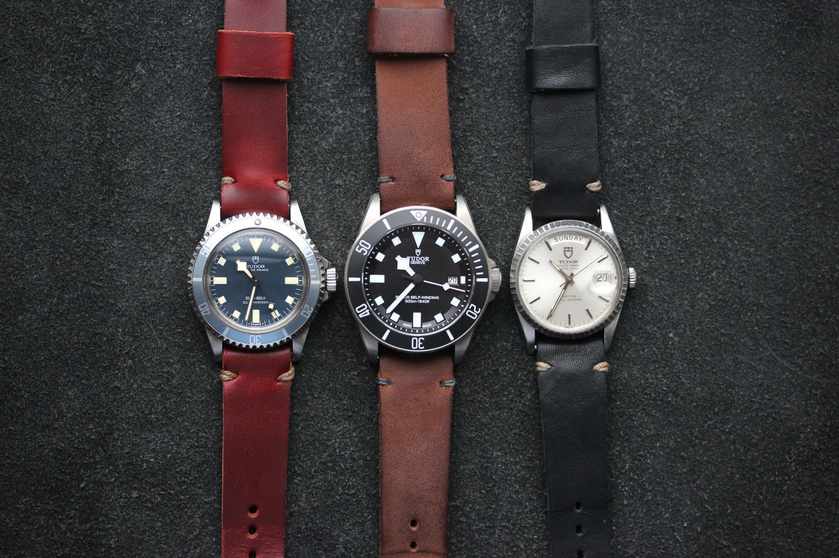 Leather Watch Bands 1 1200x799 - Horween Leather Watch Strap by Worn & Wound