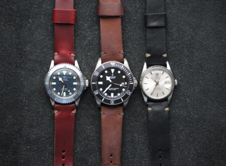 Leather Watch Bands 1