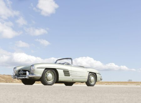 Mercedes Benz 300 SL Roadster Wallpaper 450x330 - Mercedes-Benz 300SL Roadster Wallpaper