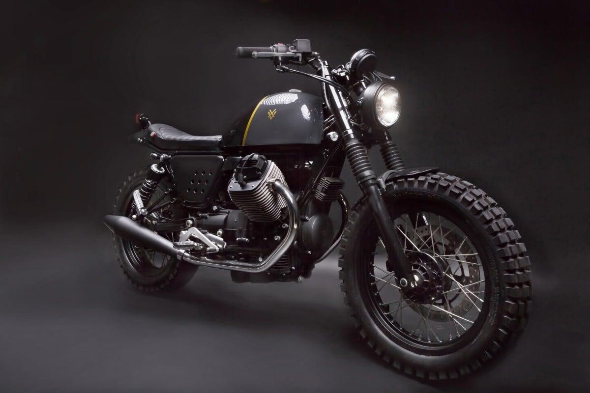Moto Guzzi V7 Stone 18 1200x800 - Moto Guzzi V7 Stone by Venier Customs