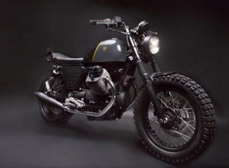 Moto Guzzi V7 Stone 18