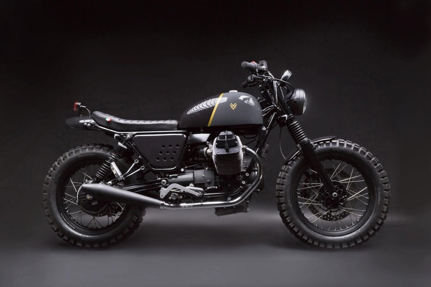 Moto Guzzi V7 Stone 20