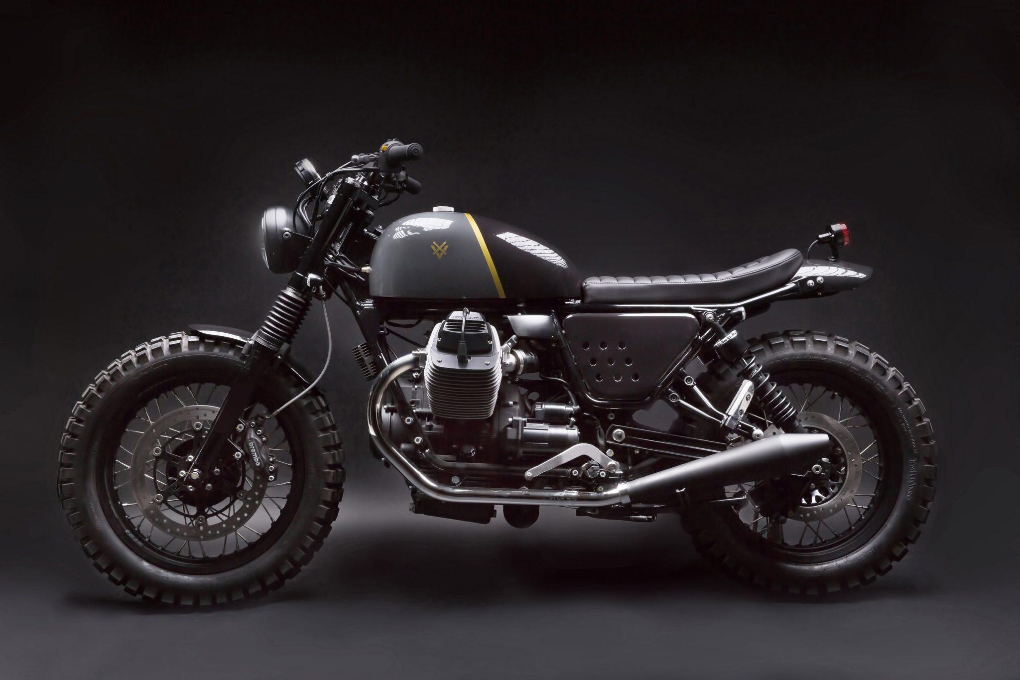 Moto Guzzi V Stone Aftermarket Parts