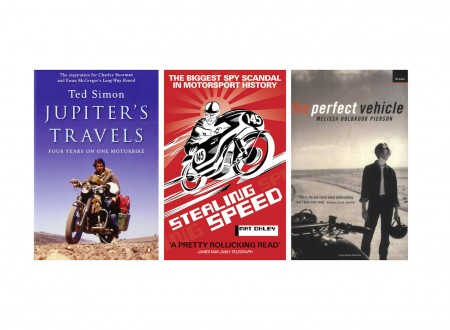 Top 5 Motorcycle Books