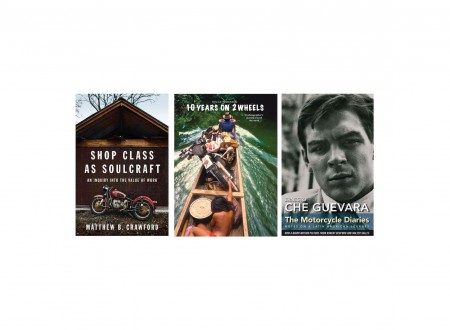 Top 5 Motorcycle Books List