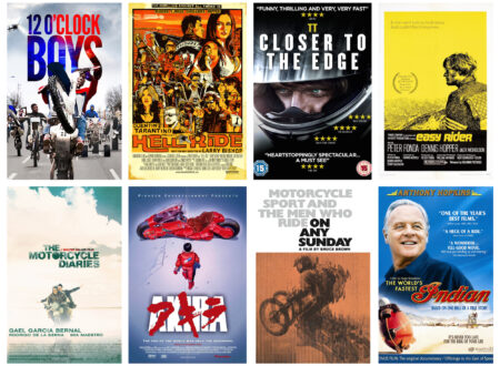 Top Motorcycle Movies