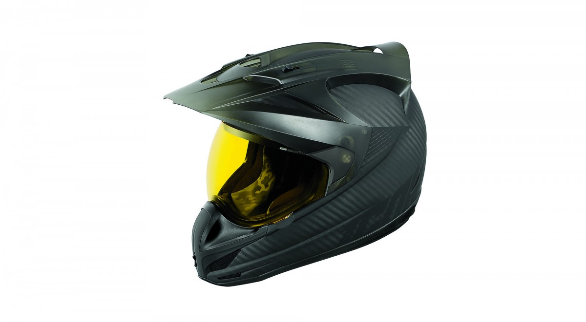 VariantGhostCarbonFront 1200x661 - Ghost Carbon Variant Helmet
