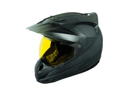 VariantGhostCarbonFront 450x330 - Ghost Carbon Variant Helmet