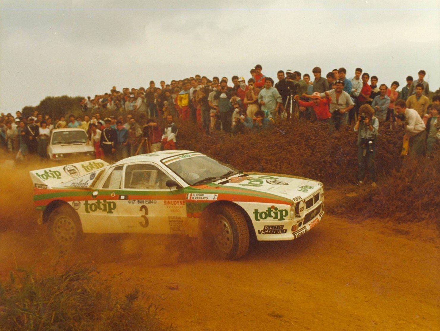 Vintage Rally