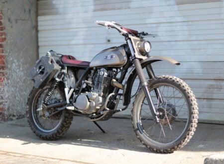 Yamaha XT500 10 450x330 - Yamaha XT500 by (H) Garage