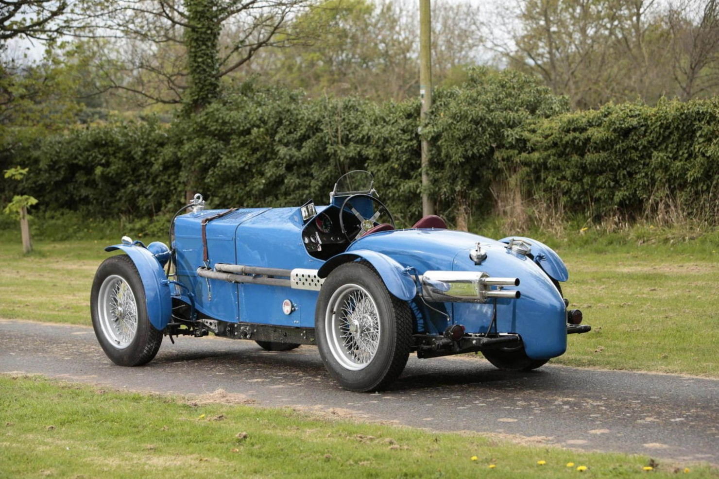 1934 MG Magnette ND:NE Racing Special 3