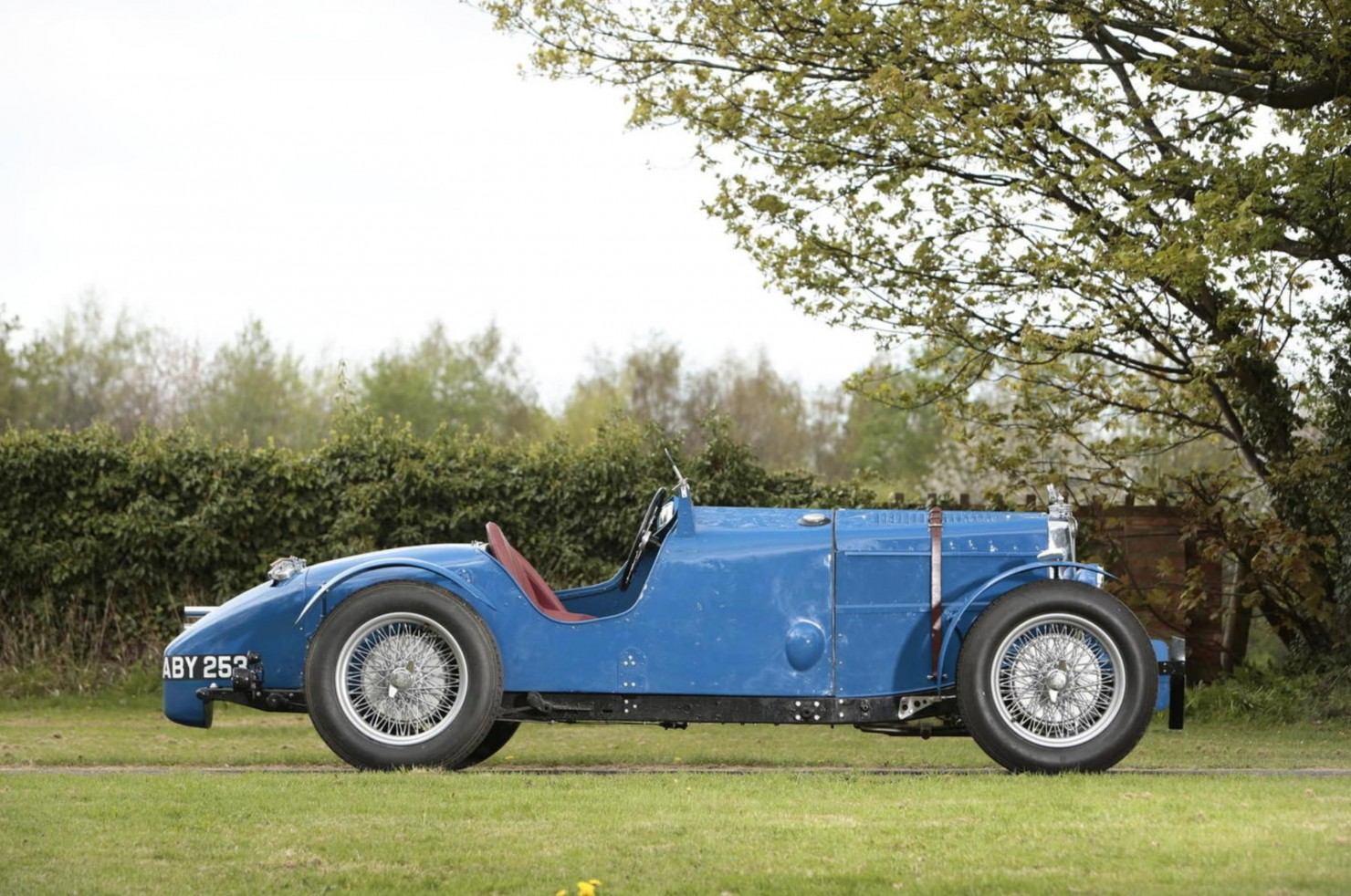1934 MG Magnette ND:NE Racing Special 4