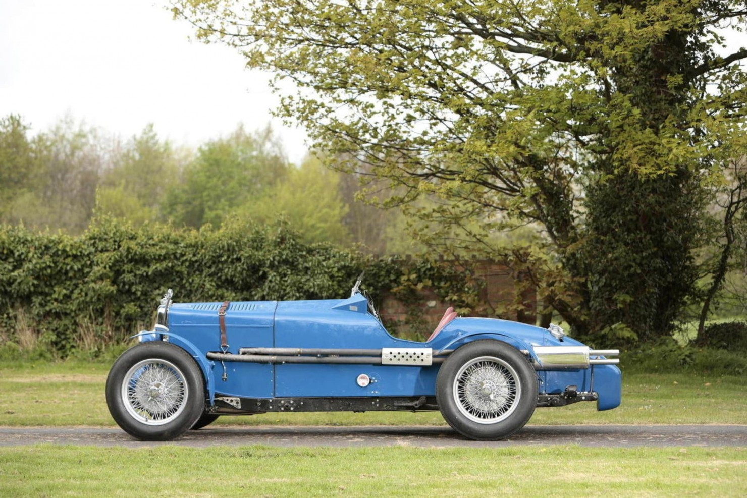 1934 MG Magnette ND:NE Racing Special 5