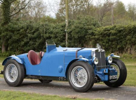 1934 MG Magnette ND:NE Racing Special 7
